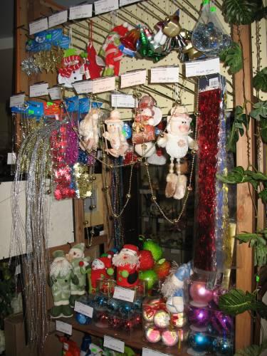 """Новогодние милые штучки - Ассортимент салона - Фотоальбом - салон природного дизайна """"ЭКОстиль"""""""